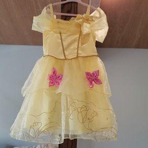 NWOT Beautiful Belle Princess Dress, Sz 2/3